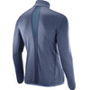 Salomon Discovery Flowtech sweater Heren blauw